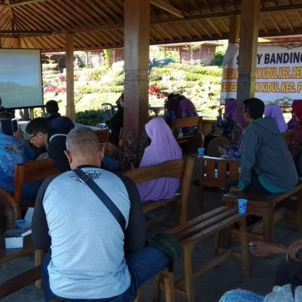Study Banding BUMDes Sumber Rejeki Desa Kabongan Kidul