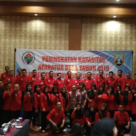 Album : Pelatihan SID Kecamatan Rembang 2019